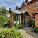 New garden room for end terrace house in North Oxford by Space Program Architects